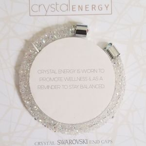 Swarovski Crystal Energy Bracelet